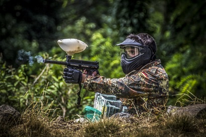 Campo Spinato Paintball a Como 11