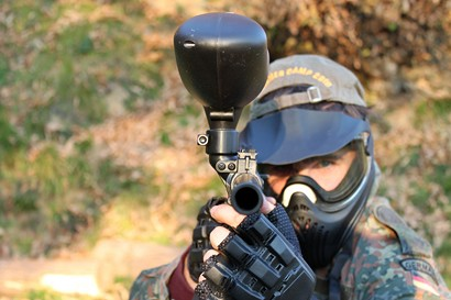 Campo Spinato Paintball a Como 5